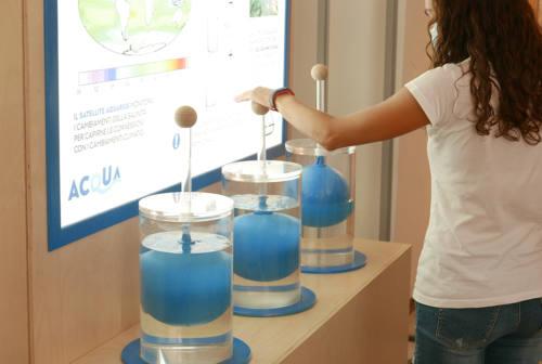 Senigallia, una mostra interattiva sull'acqua alla rocca roveresca