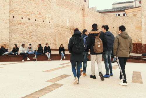 Università di Macerata, open day in presenza nell'Orto dei Pensatori