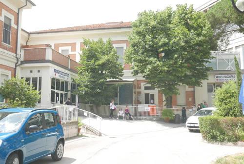 """Senigallia, il covid """"lascia"""" la terapia intensiva"""