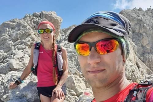 Everesting, 75 km in 28 ore no-stop di corsa in salita: un'impresa mondiale per due jesini