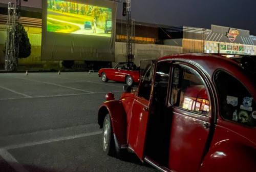 Drive-In al Paradise di Monsano, al via gli ultimi film: «Una bella esperienza, nonostante il freno delle distribuzioni»
