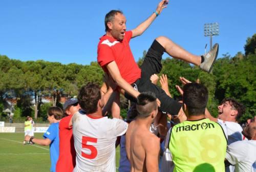 Calcio Eccellenza: mister Simone Pazzaglia e il Fabriano Cerreto di nuovo insieme