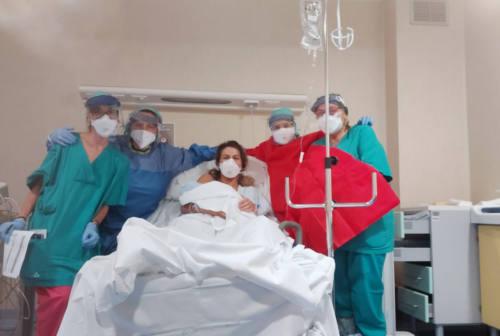 Pesaro, primo parto di una donna positiva al Covid all'ospedale San Salvatore