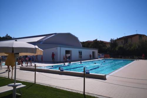 "Jesi, riaperta la ""nuova"" piscina comunale. A breve anche in ""notturna"""