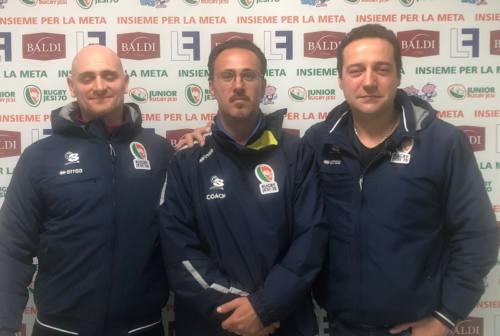 Morini e Doninelli, i preparatori dei Leoni: «Rugby Jesi, motivazioni al top»