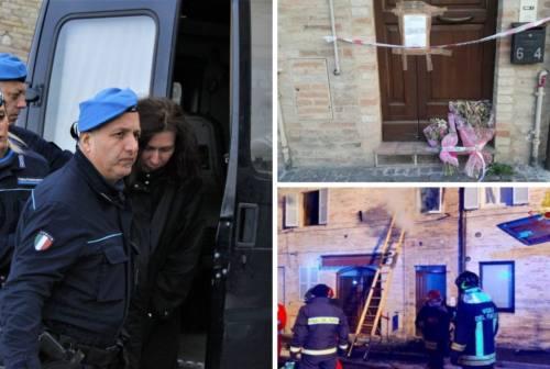 Tragedia di Servigliano, la madre di Jennifer fa scena muta davanti al gip. Dall'autopsia emergono nuovi dettagli