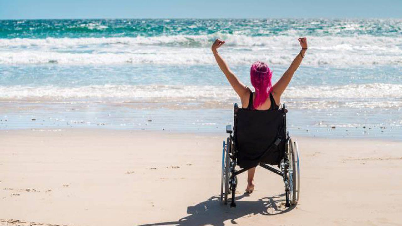 disabilità, disabili, spiaggia, accessibilità, inclusione