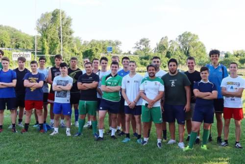 Rugby Jesi, c'è una Under 18 da crescere. Fagioli: «Saranno loro i protagonisti del salto di qualità»