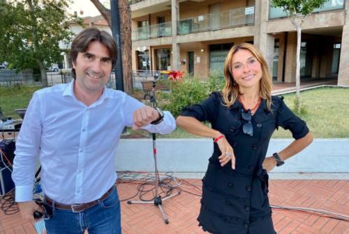 Pesaro, da giornalista a candidata alle elezioni regionali: Micaela Vitri scende in campo