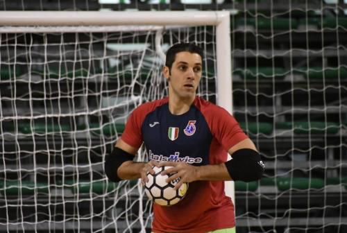 Michele Miarelli: umiltà e sacrificio. Il portiere dell'Italservice fa il focus sulla prossima Serie A