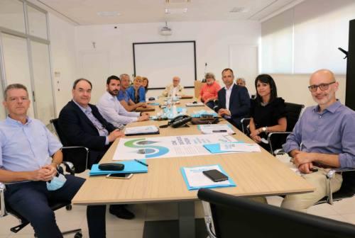 Castelfidardo, Acquambiente Marche: Massimo Palazzesi confermato presidente