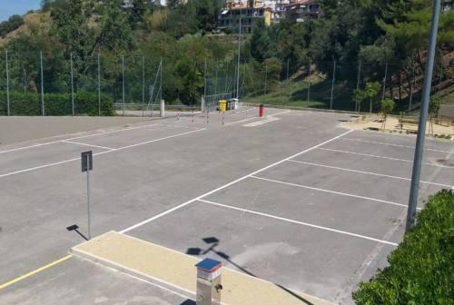 Riaperture post-lockdown: a Castelfidardo inaugura l'area camper, Osimo prepara i campetti