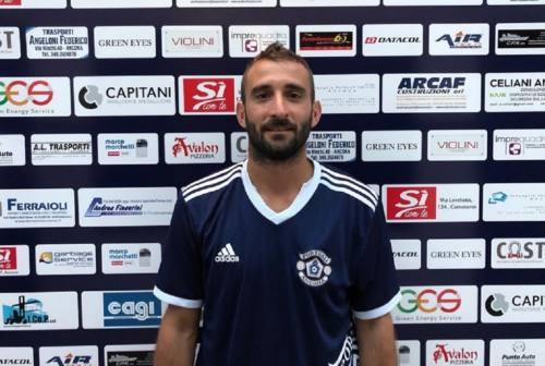 Portuali Calcio Ancona, è ufficiale l'arrivo di Elia Santoni a centrocampo
