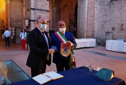 Osimo, il sindaco dialoga con il ministro Gualtieri sulla variante alla ss361