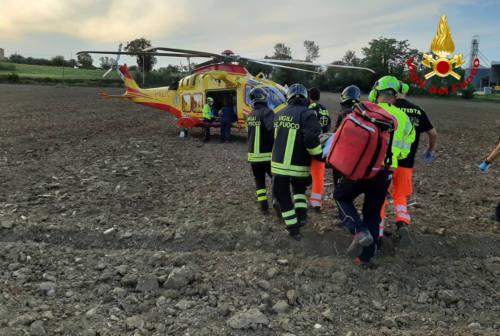 Ferragosto di controlli e di incidenti stradali in Vallesina: cinque feriti in ospedale