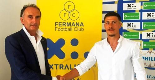 Fermana, arrivati Mordini ed Esposito. Importante conferma invece per Manetta
