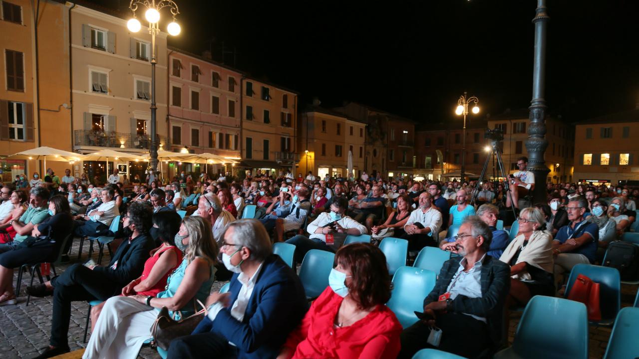Il pubblico di Passaggi Festival