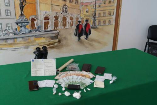 Fano, traffico di cocaina, arrestati dai carabinieri due spacciatori seriali