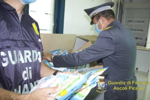 Contraffazione, a Pesaro sequestrati oltre 90mila articoli in 12 anni