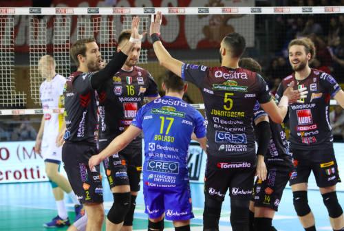 Pallavolo, Lube all'esordio in campionato a Verona il 27 settembre