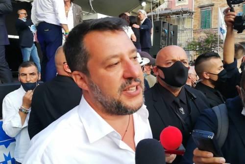 Salvini torna nelle Marche, tappa a Sirolo, Falconara, Porto Recanati e Civitanova