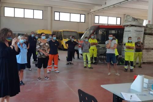 Emergenza Covid, stanziamento di 100 mila euro alla Osimo servizi