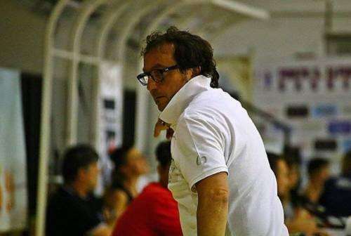 Basket, Cab Stamura: è ufficiale la separazione con coach Paolo Regini