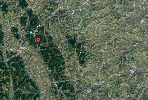 Terremoto, il Fabrianese trema nella notte: nessun ferito e nessun danno