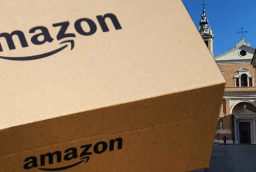 Amazon apre il deposito a Camerano, la logistica nel magazzino Cantori