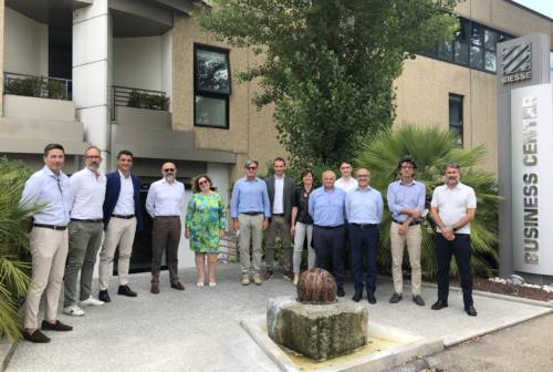 Pesaro, da Biesse un nuovo laboratorio per creare innovazione