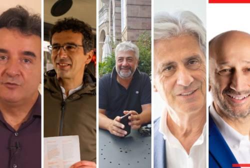 Urne aperte a Macerata per il rinnovo della Giunta e del Consiglio comunale: ecco i cinque candidati a sindaco