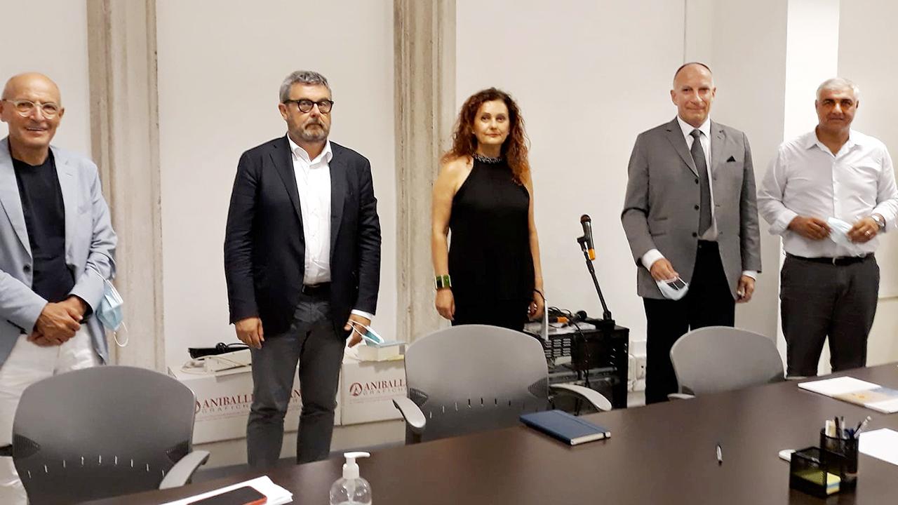 L'ordine degli architetti di Ancona ha incontrato i candidati a sindaco di Senigallia