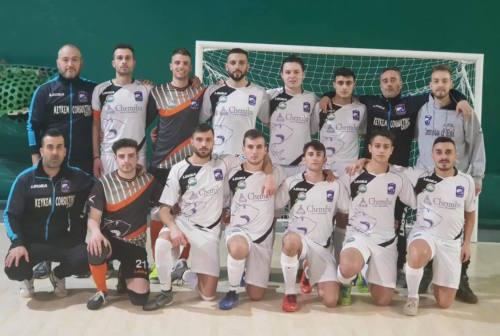 """Premiata la """"linea verde"""" del Cerreto d'Esi calcio a 5"""