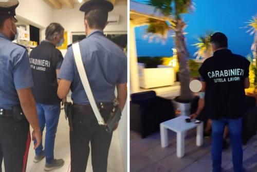 Controlli di Ferragosto nel Fermano: chiuso locale per 5 giorni e sequestrati 20 chili di marijuana