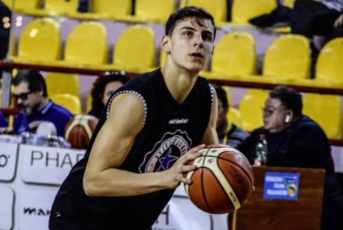 Basket, la Ristopro Fabriano completa la squadra con Alibegovic: un nome una garanzia