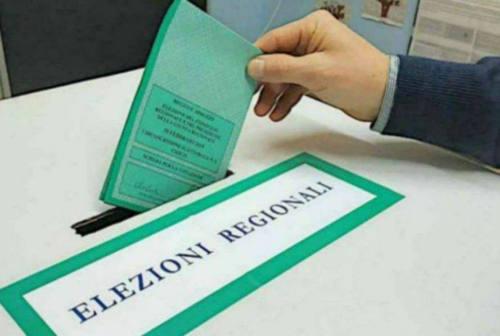 Elezioni regionali, affluenza al 42,72% nelle Marche