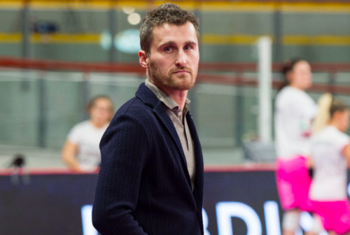 Pallavolo, l'Rc Cannes di coach Filippo Schiavo in ritiro a Filottrano
