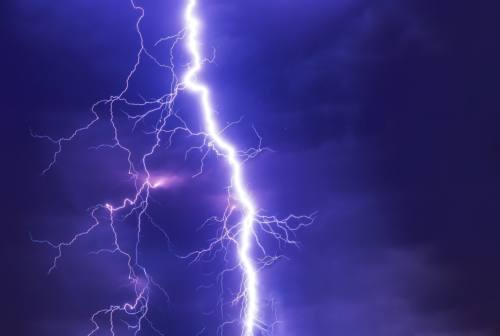 Allerta meteo, arrivano temporali e vento forte sulle Marche