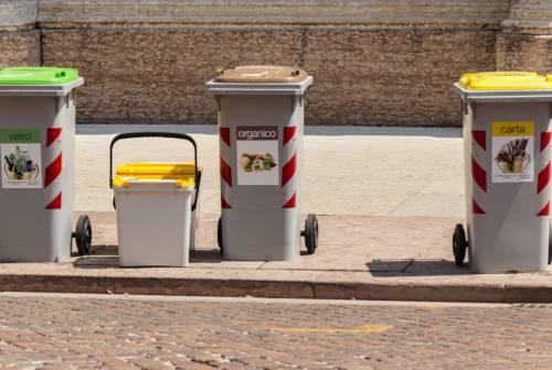 Tariffa puntuale a Osimo, dal 2022 sarà attuata in tutta la città