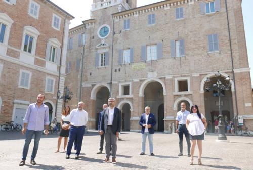Senigallia, Olivetti si presenta alla città: «I cittadini chiedono un cambiamento forte»