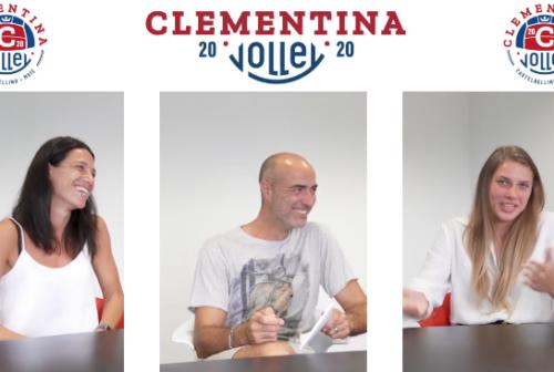 Clementina Volley riporta in Vallesina la centrale Sofia Cerini