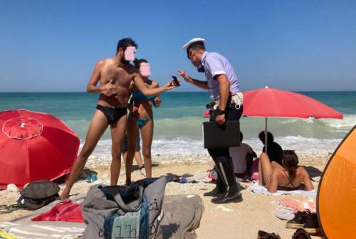 Spiagge libere Portonovo e Mezzavalle: ultimo weekend di prenotazioni con l'app iBeach