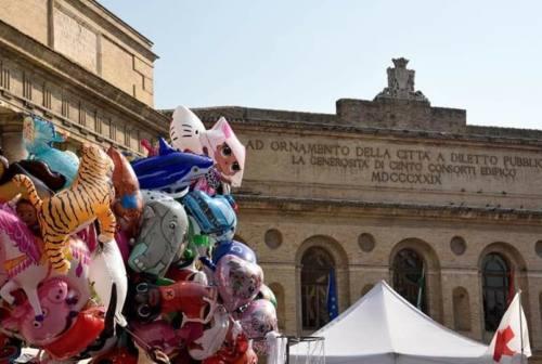 Macerata, la fiera di San Giuliano solo il 31 agosto. No ai fuochi d'artificio