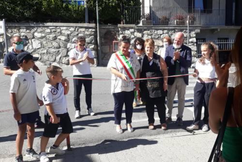 Un po' di Pesaro in Valle d'Aosta: a Sarre inaugurata la Bottega Rossini