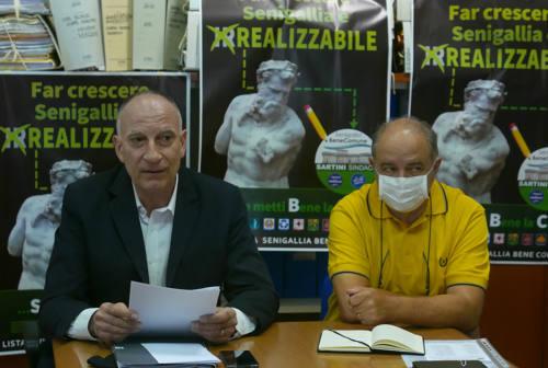 Senigallia, elezioni comunali: il candidato a sindaco Paolo Molinelli ha presentato la lista Noi Cittadini
