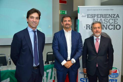 Ancona, Silvetti in volata verso le Regionali: «Forza Italia farà un ottimo risultato»
