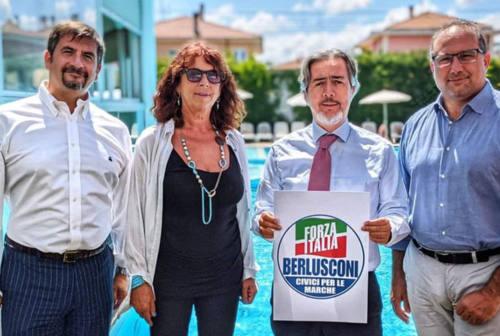 Forza Italia Senigallia, due civici alle regionali e nuove energie dai giovani
