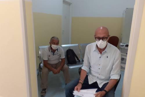 «L'ospedale di Jesi? Di nuovo Covid in caso di pandemia»