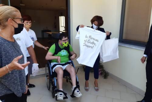 Scuola e disabilità: la ministra Bonetti ad Ancona