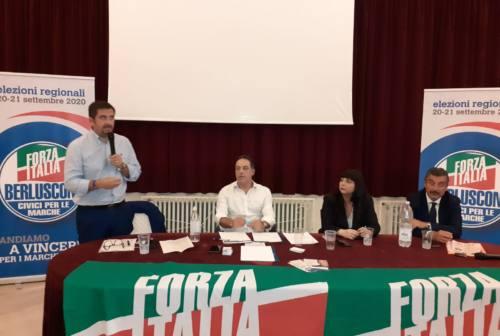 Imprese e accesso al credito, a Jesi la ricetta di Forza Italia